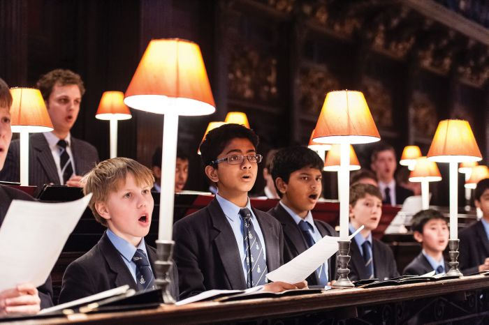 Whitgift School Chamber Choir