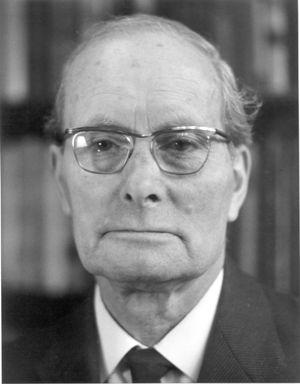 Frederick George Mann, FRS - Mann