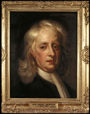 Newton, by Seeman