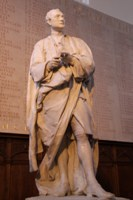 Sir Isaac Newton. Click for enlarged photograph