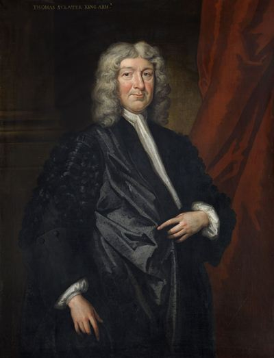 Sir Thomas Sclater
