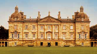 Houghton Hall, seat of the Walpoles