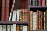 Books in the Wren Library